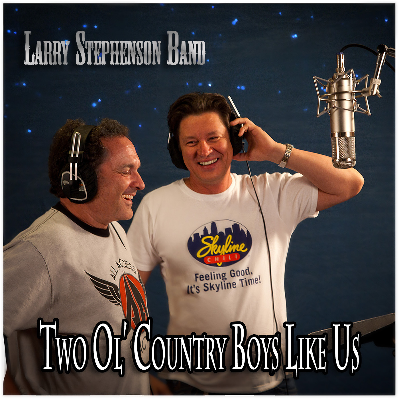 Two Ol' Country Boys Like Us Single release